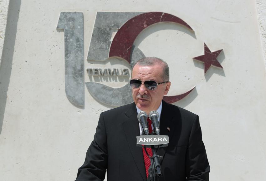 Ερντογάν: Τουρκικό εμβόλιο για τον κορονοϊό μέχρι τον Απρίλιο