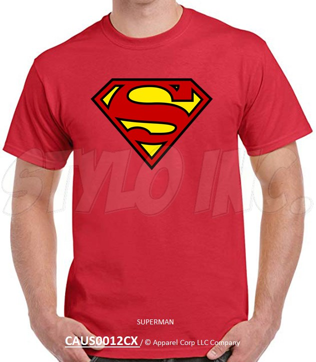 CAUS0012CX SUPERMAN
