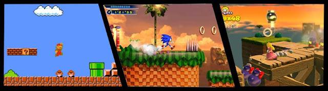 platform game genre