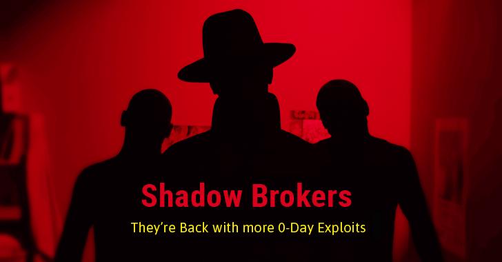 Shadow Brokers, Who Leaked WannaCry SMB Exploit, Are Back With More 0-Days