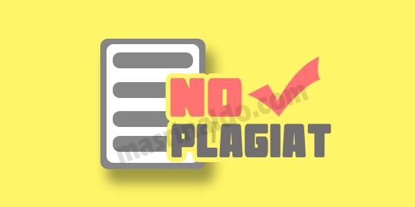 Kumpulan berbagai Situs Cek Plagiarisme atau Plagiat Postingan Blog Gratis Untuk menghindari Konten Plagiasi