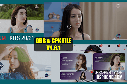 PATCH BEATUFULL GIRL PES 2020 MOBILE BY IDSPHONE V4.6.1