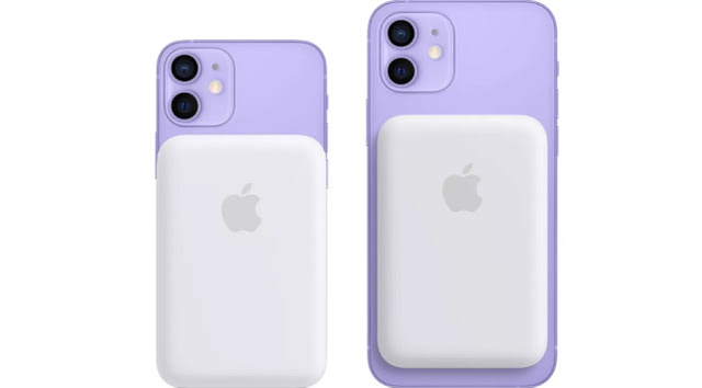 بطارية iPhone Magsafe قادرة على شحن أبل AirPods أيضاً