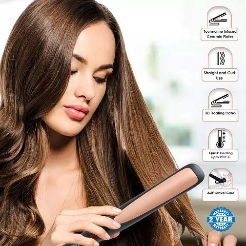 Best Hair Straighteners in India | Best Hair Straighteners Reviews