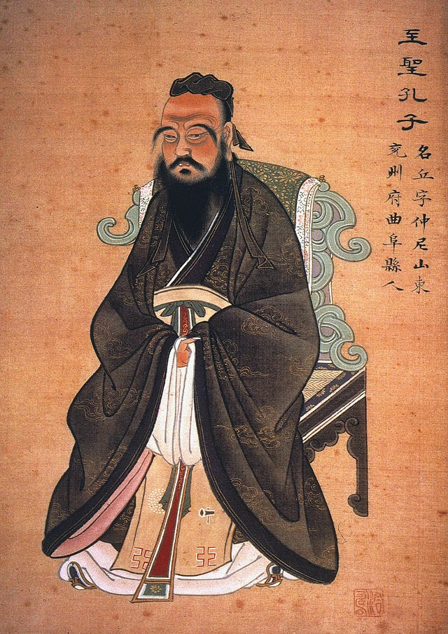 Topical Tens: 28th September: Birthday of Confucius