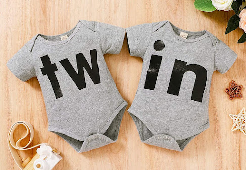 Unique Twin Baby Clothes
