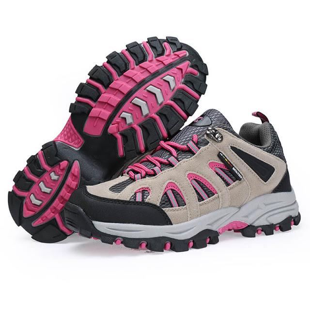 sepatu snta pink