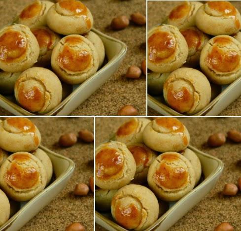 resep kue kacang tanah renyah sederhana   county of food