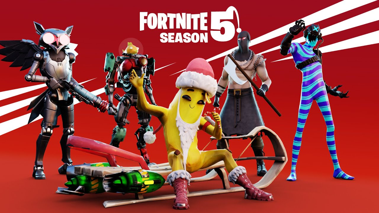 All Fortnite Season 5 achievements and the requirements to get them