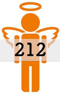 エンジェルナンバー 212