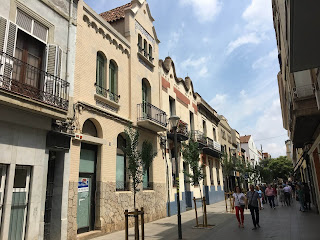 Cases modernistes de Sabadell