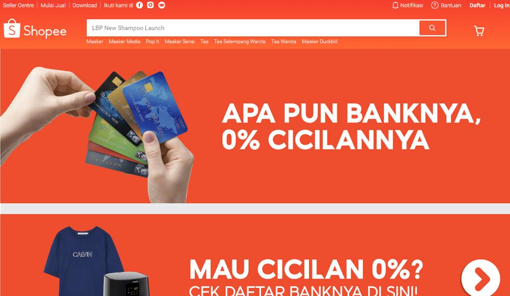 Shopee Cicilan