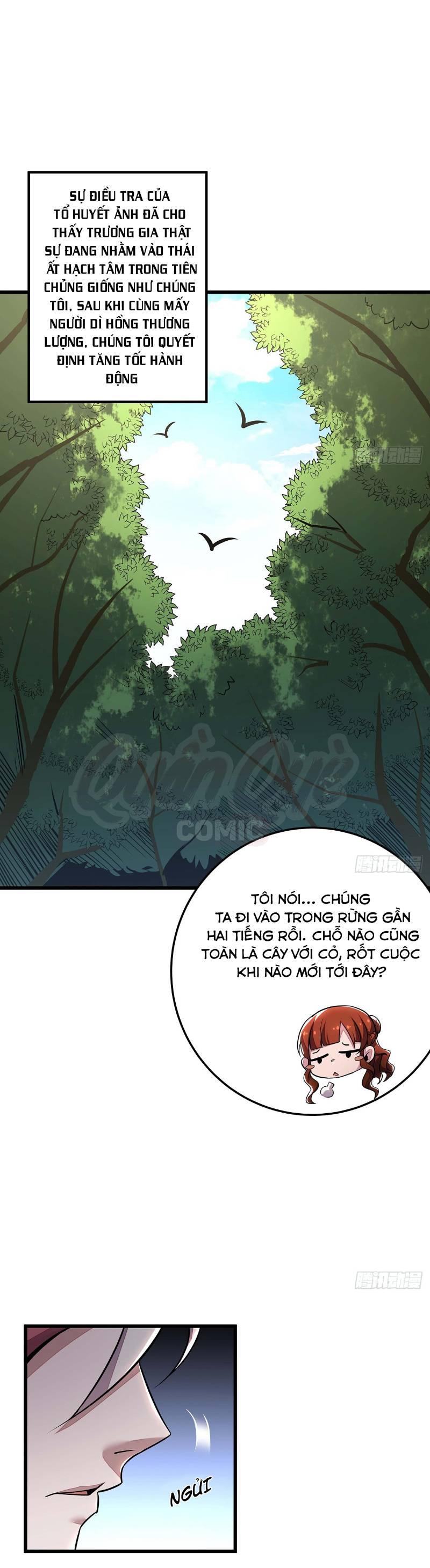 Bất Tử Thần Vương Tu Tiên Lục chapter 46 - Hamtruyen.vn