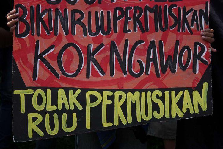 Sempat menjadi kontroversi, RUU Permusikan akhirnya dicabut! dari Prolegnas DPR RI