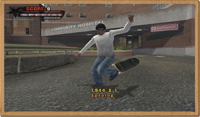 Tony Hawk's Underground PC Games Gameplay
