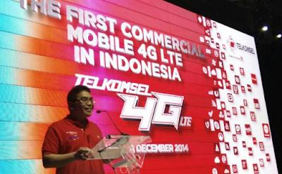 Promo Paket Internet 4G Telkomsel