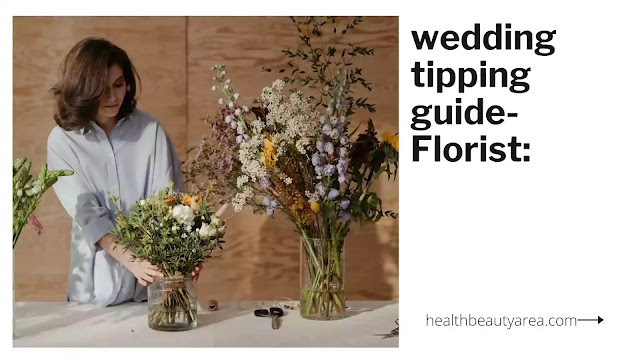Wedding tipping guide