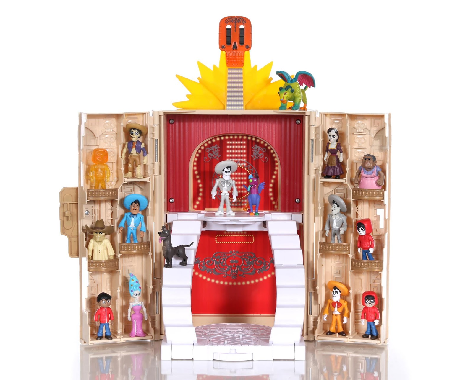 Coco Skullectables Hacienda Playset review