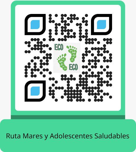 RUTA MARES Y ADOLESCENTES SALUDABLES