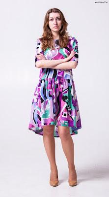 vestidos de moda juveniles casuales
