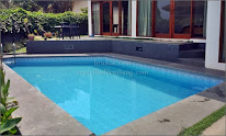 Villa Bali Private Pool Di Lembang Villa Istana Bunga