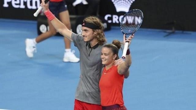 Πρεμιέρα την Τρίτη (9/2), στο Australian Open για Τσιτσιπά και Σάκκαρη