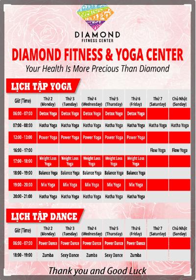 black diamond ranch fitness center