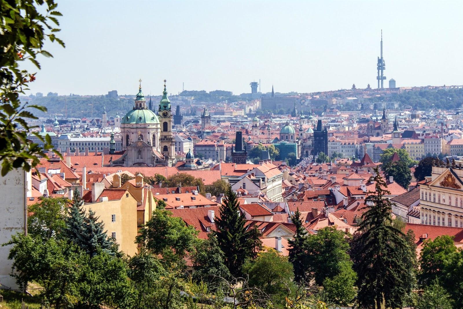 Praga | co zwiedzić | zabytki