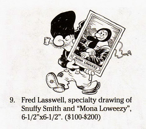 Mike Lynch Cartoons: RUSS COCHRAN'S COMIC ART AUCTION #67