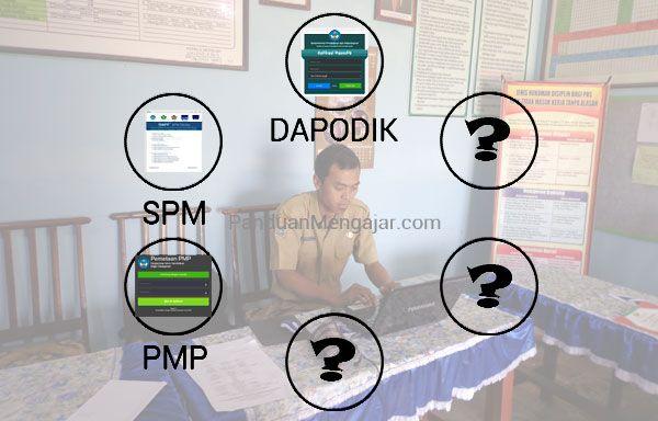 operator dapodik, pmp