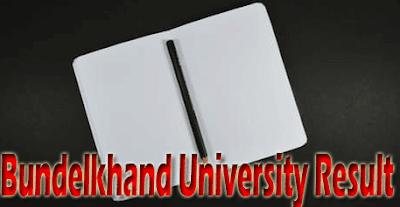 bujhansi.org 2017 BU Results