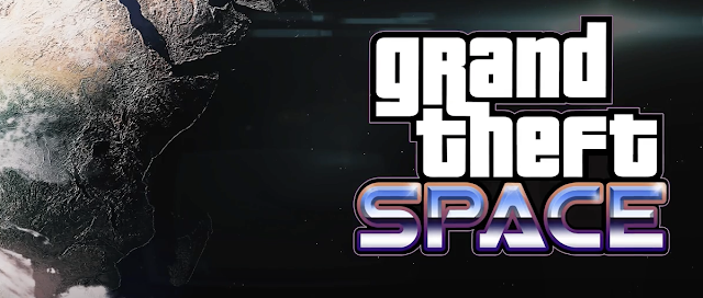 GTA Space ya disponible, ¡vámonos al espacio!