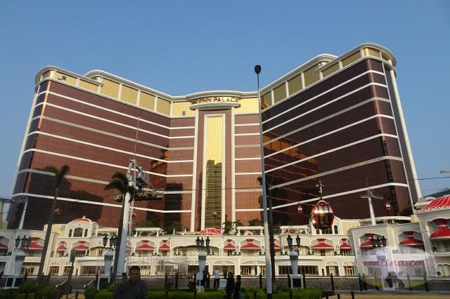 Macau: Wynn Palace. Cotai Strip - celebraTINg exisTENce