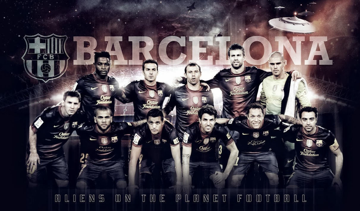 Kumpulan Wallpaper Bendera Barcelona Gasebo Wallpaper