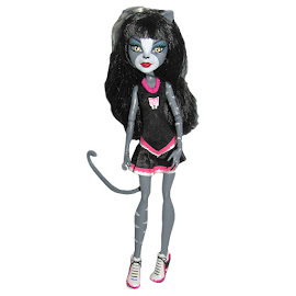 MH Go Monster High Team!!! Purrsephone Doll