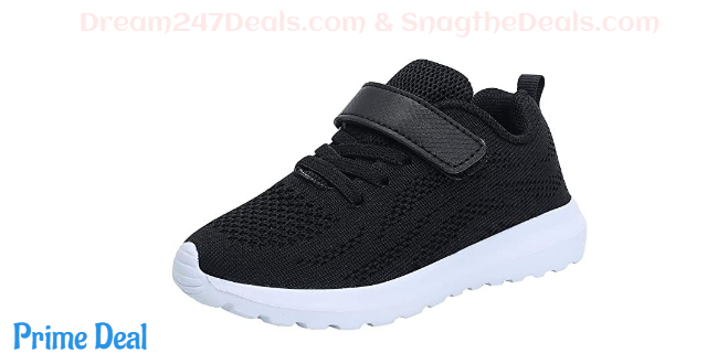 40%OFF   Kids Lightweight Tennis Sneakers Boys and Girls Cute Casual Sport Shoes(Toddler/Little Kid/Big Kid)