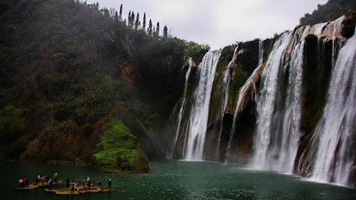 Jiulong Waterfall - Luoping - China