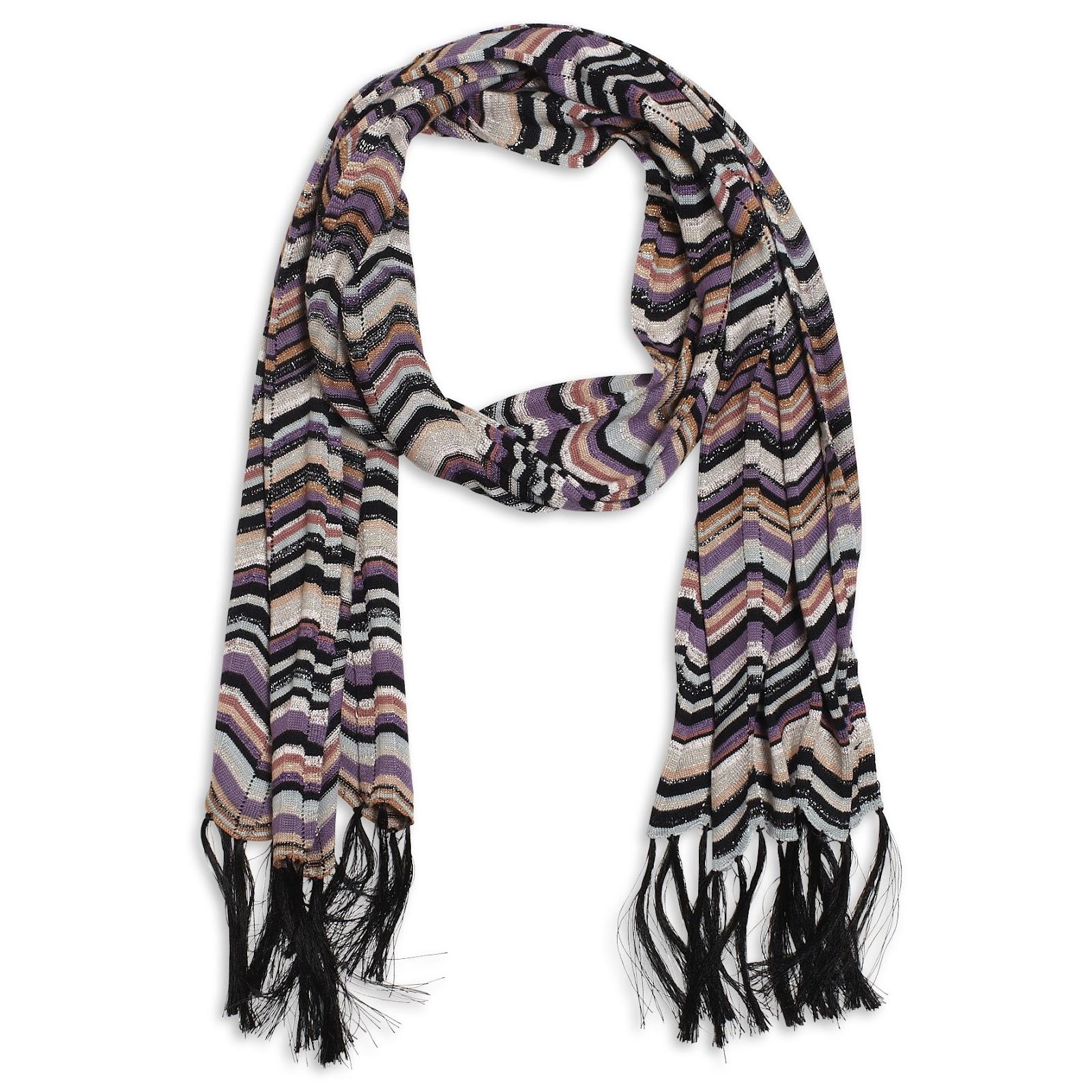 Bellas väg tillbaka  Missoni scarf från Lindex... 98444d641efe4