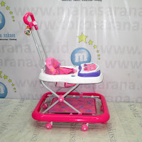 Family FB1816 Train Melody Baby Walker