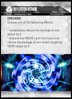 Intervene type: Deflected Attack