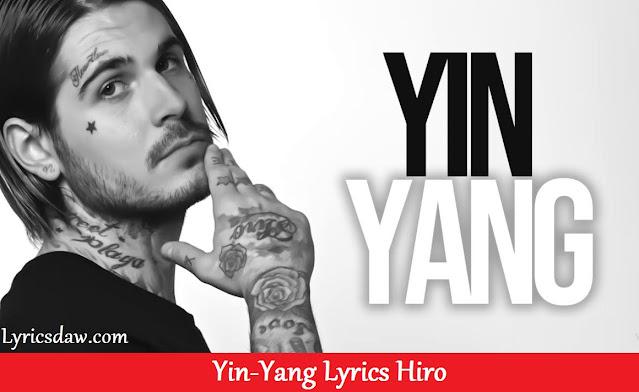 Yin-Yang Lyrics Hiro
