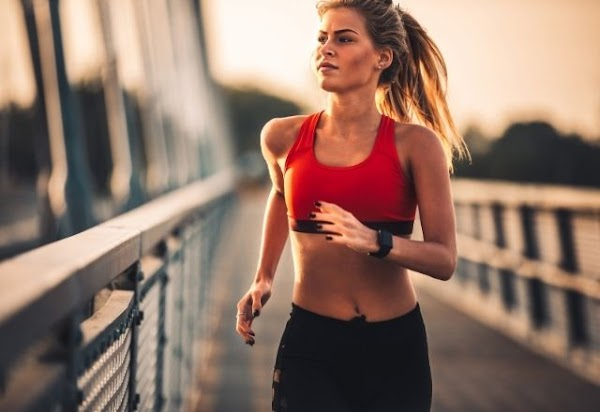 How should we breathe while running?