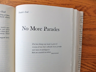 Parade's End: No More Parades by Ford Madox Ford | Two Hectobooks