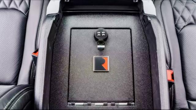 2020 Ford Roush F-150 Interior