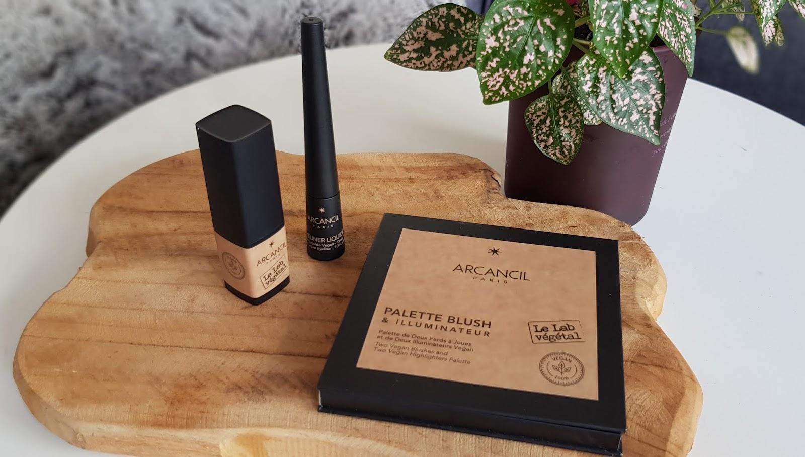 gamme maquillage lab végétal