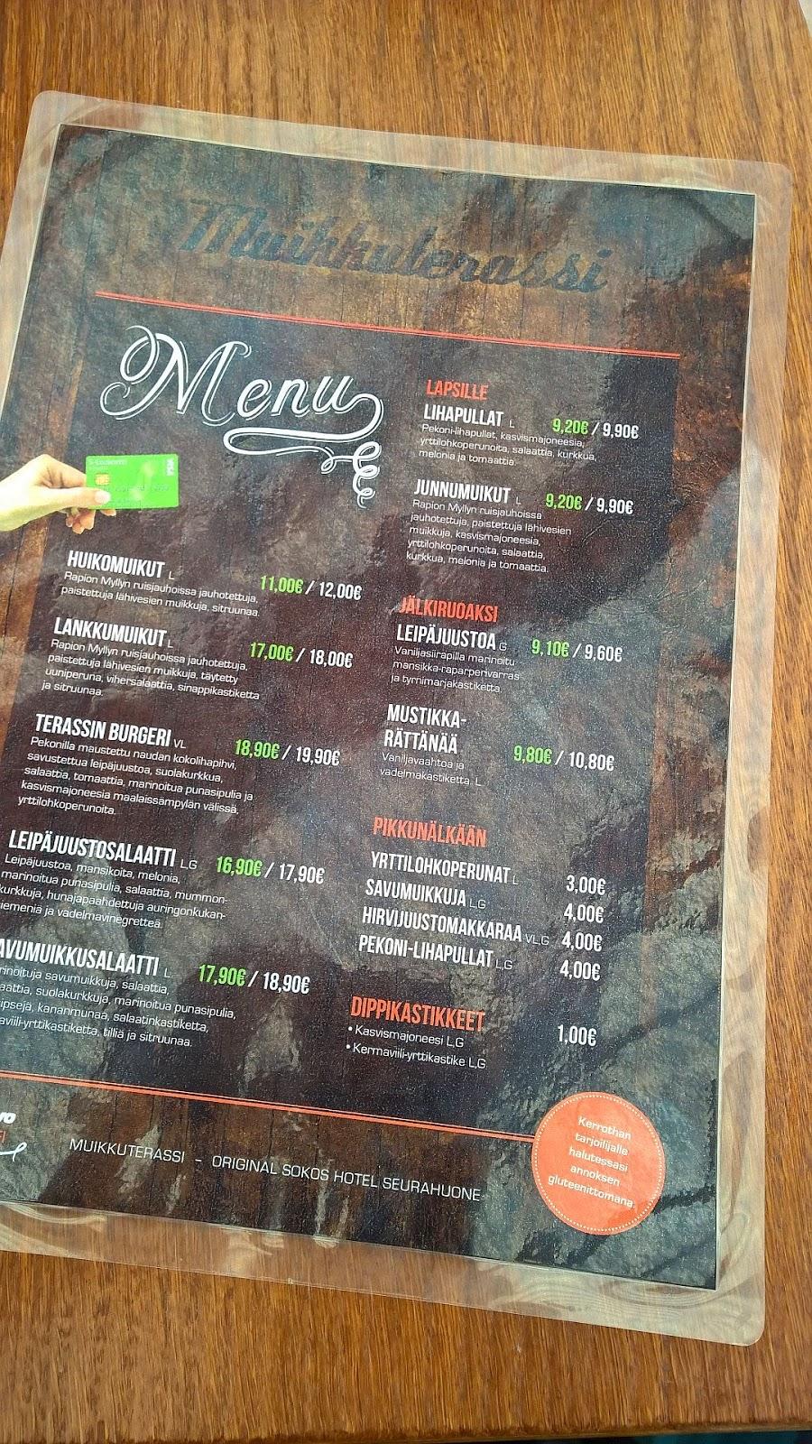 savonlinna muikkuterassi menu seurahuone