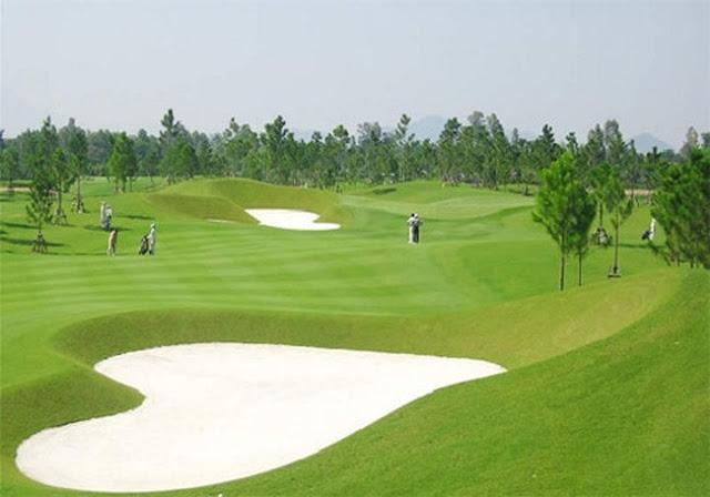 Đề xuất chuyển trường bắn Miếu Môn thành sân golf