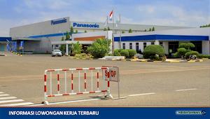 Lowongan Kerja PT. Panasonic Gobel Indonesia ( Manufactur Electronic Company )