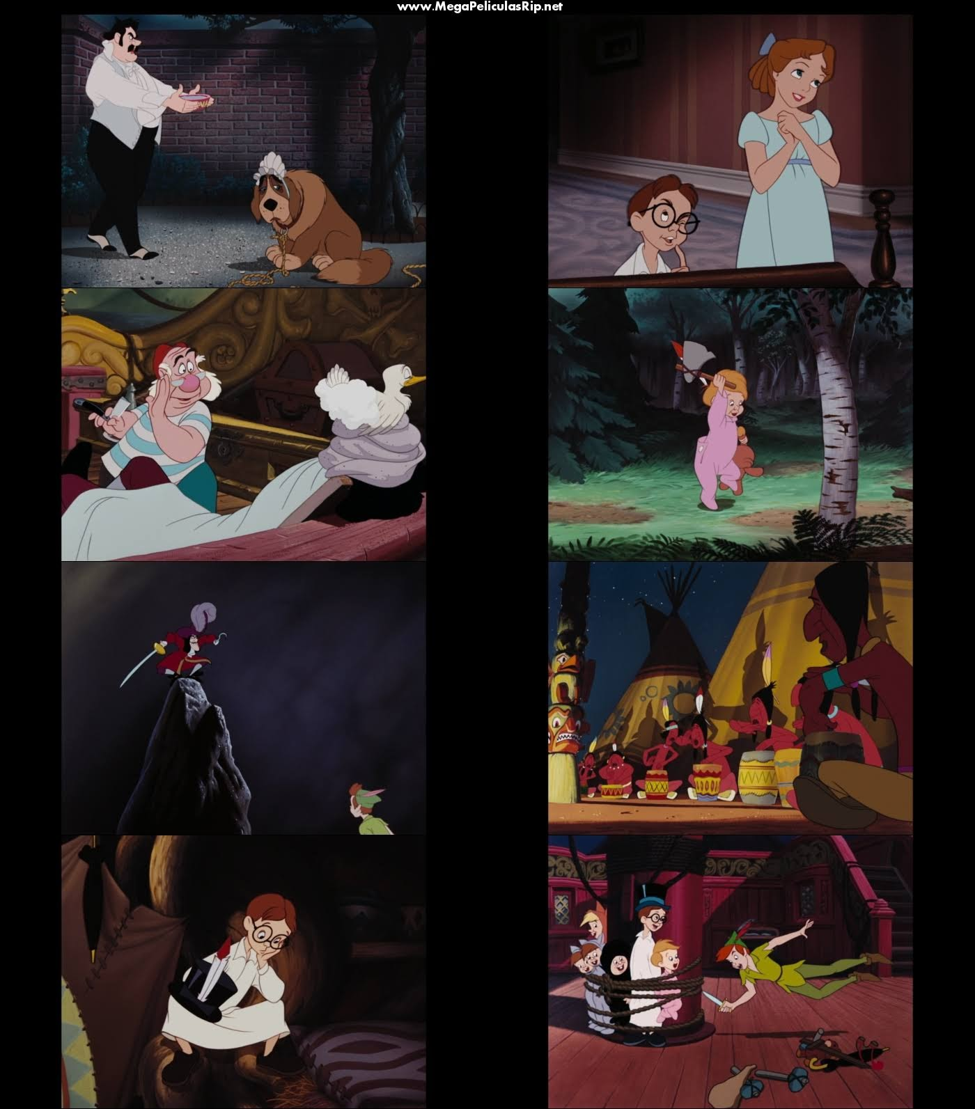 Peter Pan 1080p Latino