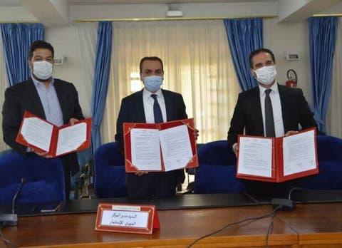 التوقيع بأكادير على اتفاقية ثلاثية لتوحيد جهود فاعلي ترحيل الخدمات بسوس ماسة